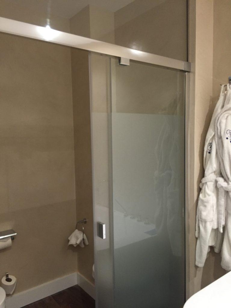 microcemento en baños Madrid