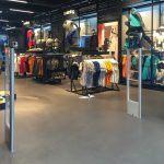 Microcemento de Tecnocemento en pisos de tiendas