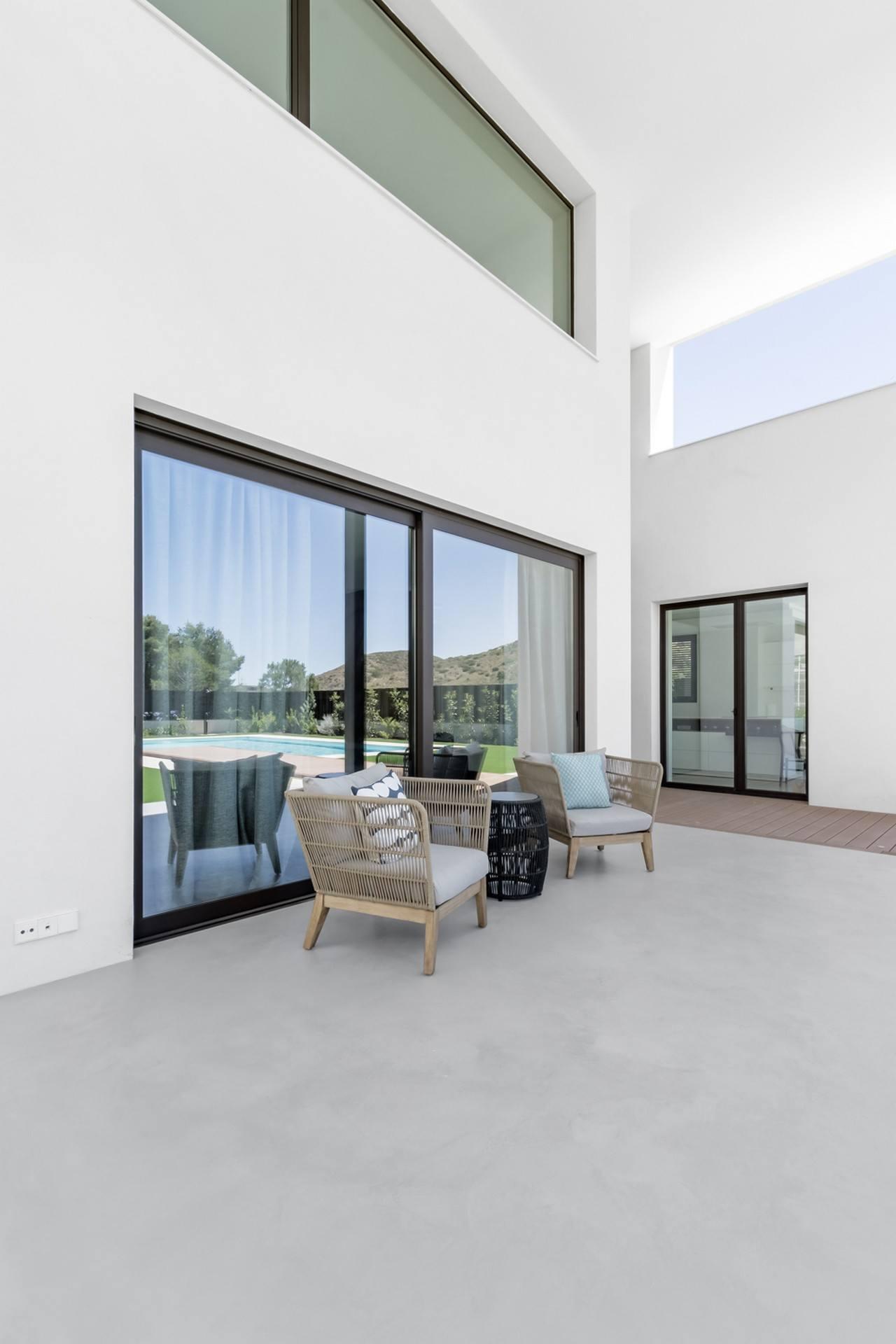 Microcemento para exteriores revestimientos de exterior - Microcemento para exteriores ...