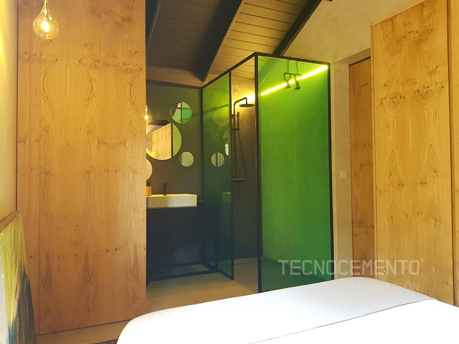 baños con microcemento Tecnocemento